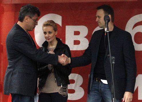 Итоги Болотной-2013. Фоторепортаж