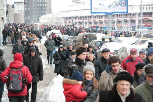 """Болотная-2"". Митинг на проспекте Сахарова"