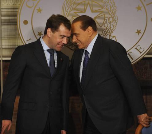Медведев встретился с Папой