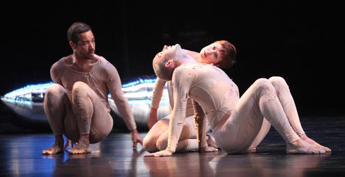 Чеховфест показал балетного Уорхола