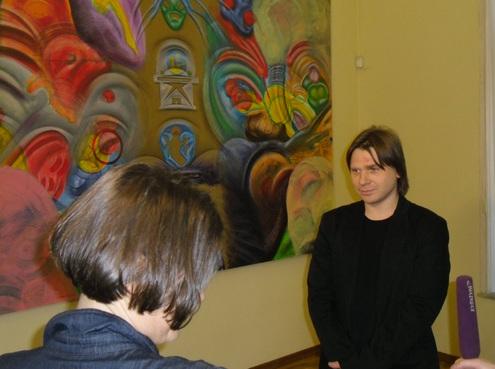В Академии художеств открылась выставка «Сквозняк из прошлого»