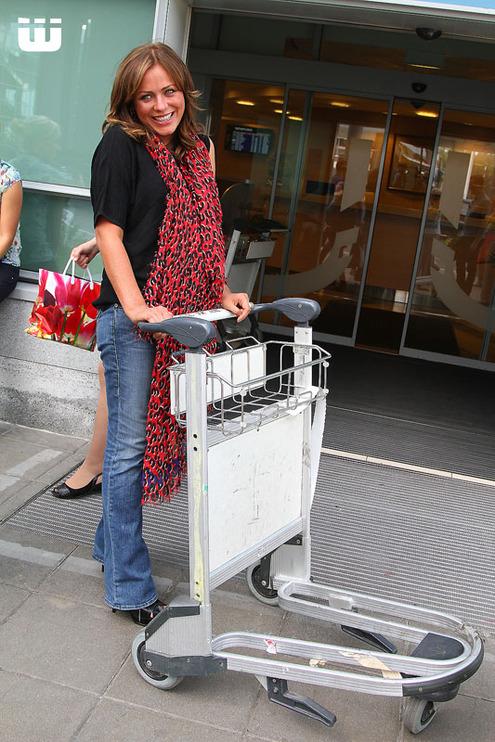 Юлия Началова после операции приехала в Москву