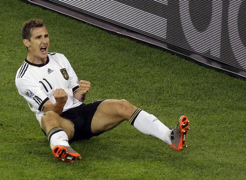 Германия разгромила Австралию - 4:0