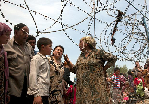 В Киргизии все больше жертв