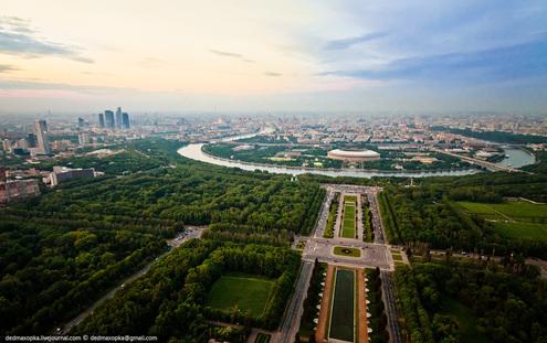 Увидеть Москву и уцелеть
