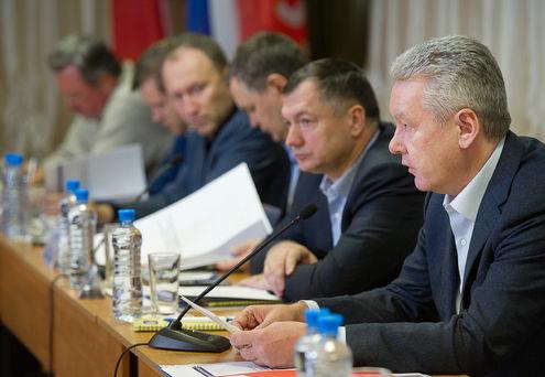 Сергея Собянина ужаснула стихийная застройка присоединенных территорий