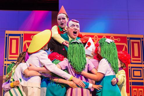 Опера «Пиноккио»  вошла в репертуар Камерного театра имени Покровского