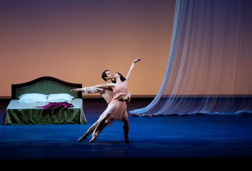 20 церемония Бенуа де ла Данс прошла на исторической сцене Большого театра