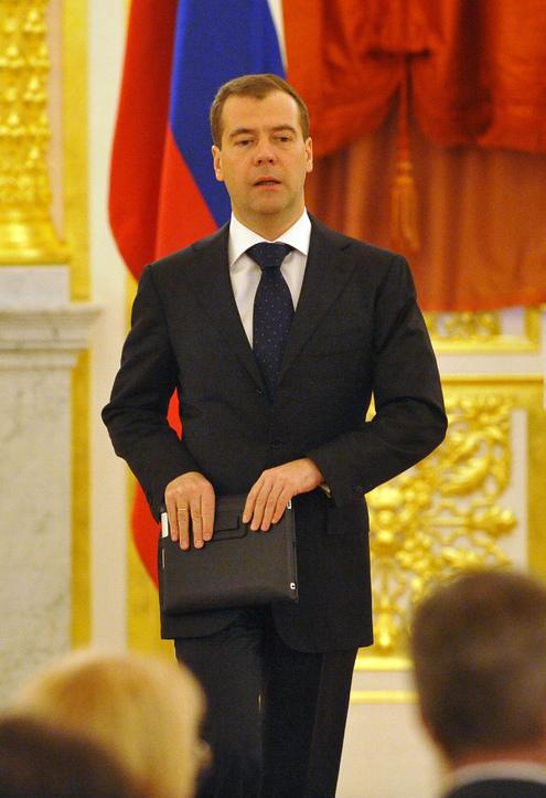 Президент поздравил самый молодой высший суд РФ с юбилеем