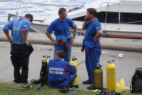 Капитана утонувшего катера разыскивала полиция