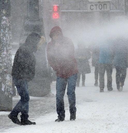 До конца марта москвичей ждет еще один аномальный снегопад