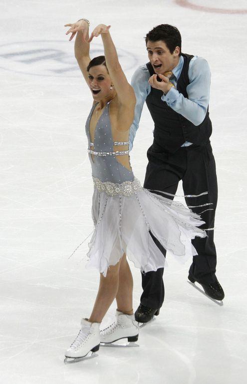 Спортивный стиль танцев на льду победил на ЧМ