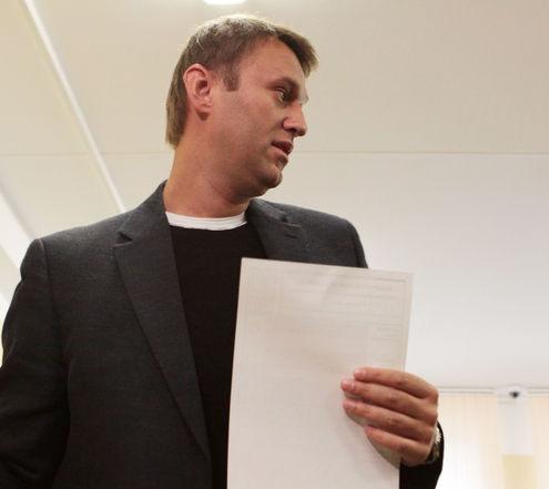 Алексей Навальный проголосовал на выборах