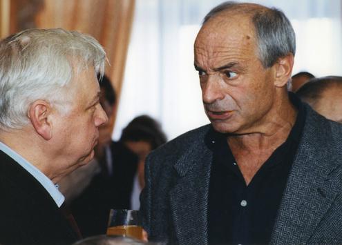 Валентин Гафт: «Не жизнь, а портвейн»