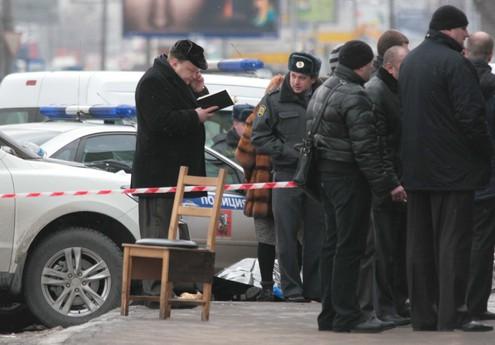 Вдову криминального авторитета расстреляли вслед за мужем и сыном