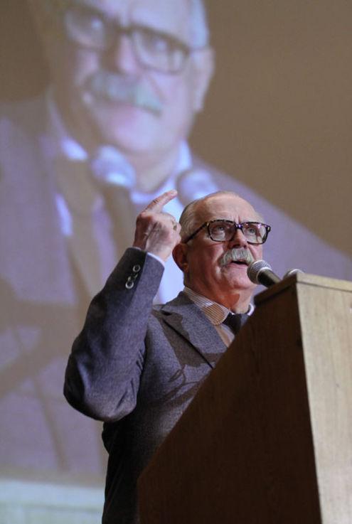 Съезд Союза кинематографистов