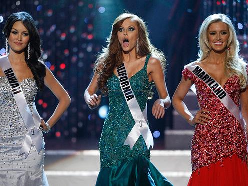 """Финал конкурса """"Мисс США-2011"""""""