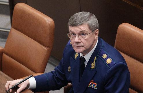 Юрий Чайка остаться генпрокурором