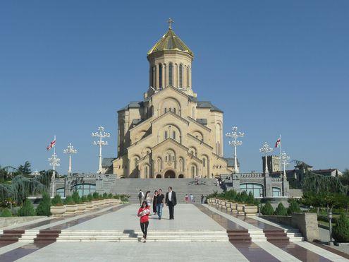 Корреспондент «МК» совершил путешествие по Грузии