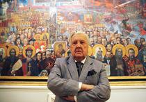 10 лет назад открылась галерея Ильи Глазунова