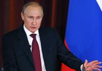 Путин: Россия и Европа не смогли убедить Порошенко не воевать со своим народом