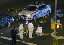 Расстрел полицейских в Нью-Йорке: убийца мстил за смерть афроамериканцев