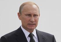 Человеком года Путина назвало рекордное количество россиян – 57% против прошлогодних 26%