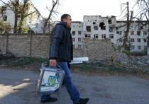 Украинские власти ввели экономическую блокаду Донбасса