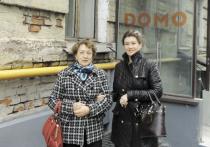 В центре Москвы украли дом