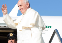 Папа Римский Франциск отвел себе два-три года жизни