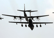 НАТО: полеты российских военных самолетов над Европой стали более частыми