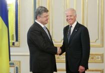 Порошенко поблагодарил США за экономическую блокаду Крыма