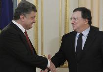 Евросоюз разочаровался в «бедной маленькой Украине»