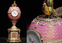 Подарок Эрмитажу. Откуда у Путина яйцо Фаберже за $18 млн?