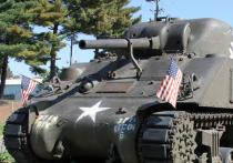 Сотни американских военных с тяжелой бронетехникой прибыли в Польшу и Прибалтику