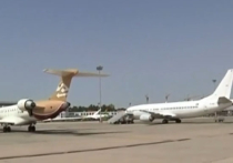 Ливийские исламисты захватили международный аэропорт Триполи