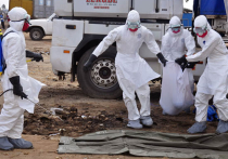 Смертоносный вирус Эбола двинулся на восток: Нигерия, Кения, Сингапур?