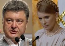 Wikileaks разоблачил Порошенко и Тимошенко