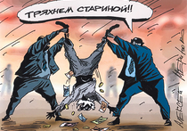 К рублю и гречке добавилась гибель озимых