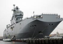Олланд заявил, что «Мистрали» передавать не собирается