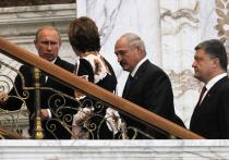 Путин и Порошенко удовлетворены тем, что происходит на Украине