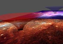 Ученые видят в Млечном Пути пространственно-временной тоннель