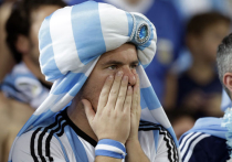Раздосадованные проигрышем в финале ЧМ аргентинцы устроили погромы