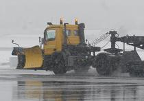 Водитель снегоуборщика во Внуково извинился за «Фалькон»