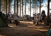 Рок и дорога. Гирвасский байк-фестиваль-2014: смотрим фото