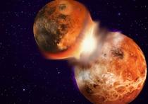 Подтвердили: Луна - плод космического соития Тейи и Земли