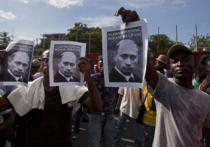 """Гаитянский """"майдан"""" просит Путина помочь свергнуть проамериканскую власть"""