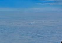10 лет назад Антарктиду пробил метеорит, отпечатавший двухкилометровый след
