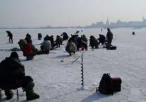 Астраханцы любят зимнюю рыбалку