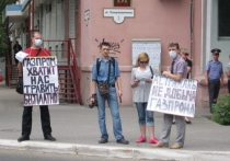 Астраханцы считают, что «Газпром» сильно загрязняет воздух